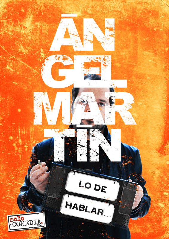 Lo de Hablar, Angel Martín