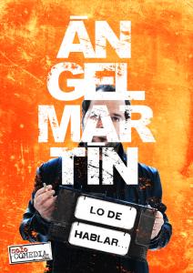 Actuación Ángel Martín
